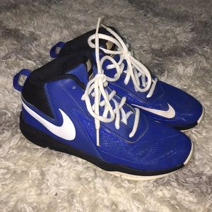 Youth size 2Y Nike Shoes
